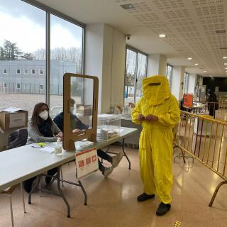 Col·legi electoral d'Olot