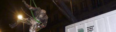 Enquesta: Us sembla bé que s'hagin retirat les estàtues franquistes del Born?