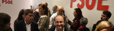 Enquesta: Creieu que el PSOE trencarà amb el PSC?