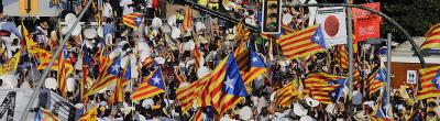 Enquesta: Esteu disposats a tornar sortir al carrer per defensar el referèndum?