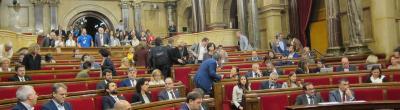 Enquesta: Us sembla encertada la reforma del reglament del Parlament per permetre la lectura única de lleis a proposta d'un grup?