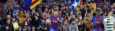 Enquesta: Veieu el Barça guanyador de la Copa?