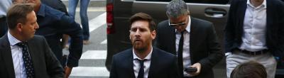 Enquesta: La fiscalia accepta canviar la condemna de 21 mesos de Messi per una multa. Et sembla just?