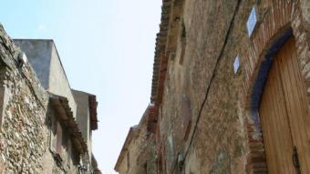 El poble de Llaveria Foto:Josep Gallofré