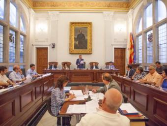 Els consellers de les empreses municipals continuaran tenint cobertura legal Foto:Fabián Acidres