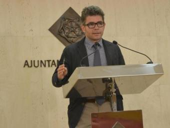 Marc Arza es posarà al capdavant de Redessa Foto:Reusdigital.cat