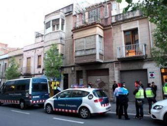 Imatge d'arxiu de detencions a Reus Foto:Reusdigital.cat