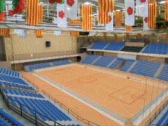 El Pavelló Olímpic Municipal en una imatge d'arxiu Foto: