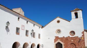 Ermita de la Mare de Déu de la Roca Foto:Cedida