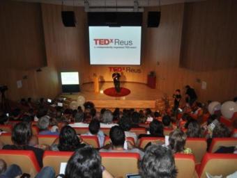 El TEDxReus ampliarà la seva assistència per aquesta edició Foto:Enrique Canovaca