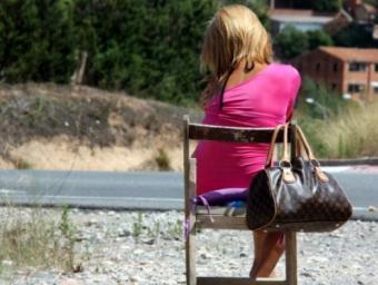 El ple ha aprovat una moció de Ciutadans sobre la prostitució Foto:ACN