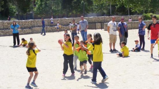 Comencen les finals nacionals als Jocs Esportius Escolars Foto:Info Anoia