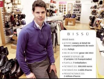Jordi Bella, director de la companyia  Foto:EPA