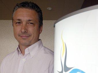 Mario Rigau.  Foto:J. FERNÀNDEZ