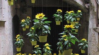 Un dels jardins de la mostra d'aquest any. Foto:DANI VILÀ