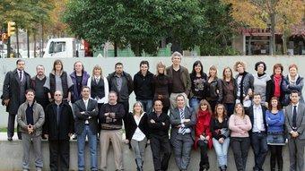 Més de trenta persones formen part de l'equip comercial Foto:ROBERT RAMOS