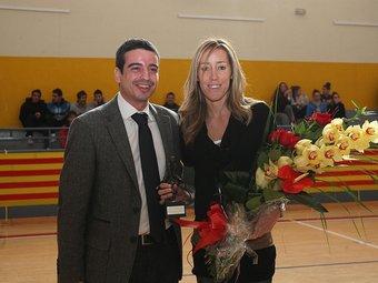 Marta Fernández i Albert Tomàs