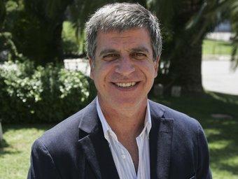Mestre, un dels 15 directius que van dimitir. /  Foto:ROBERT RAMOS