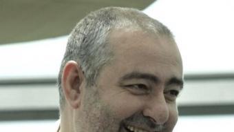 El cuiner Santi Santamaria, mort el 16 de febrer passat.  Foto:MIQUEL ANGLARILL