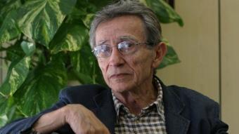 Xavier Rubert de Ventós, filòsof i escriptor Foto:ROBERT RAMOS
