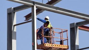 REGULACIÓ.  Foto:DES DE L'ANY 2007, LA LLEI OBLIGA A CERTIFICAR ENERGÈTICAMENT ELS EDIFICIS DE NOVA CONSTRUCCIÓ. FOTO: ROBERT RAMOS