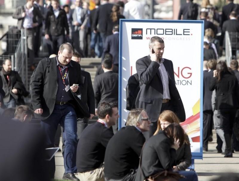 Barcelona s'ha assegurat la capitalitat mundial del mòbil en derrotar Munich, Milà i París.  Foto:ARXIU / L'ECONÒMIC