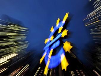 L'enfortiment de l'euro depèn de la cohesió financera.  Foto:ARXIU