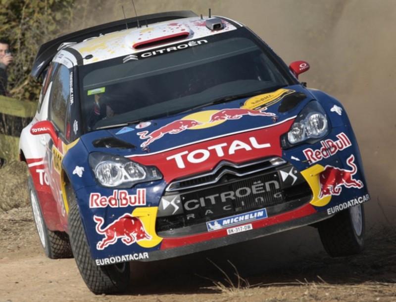Sébastien Loeb Foto:J.C. LEÓN