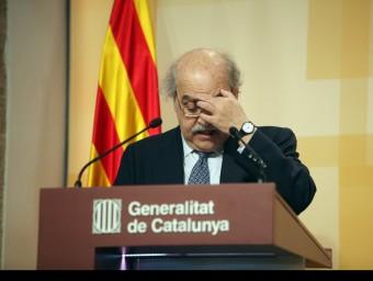El conseller d'Economia, Andreu Mas-Colell. Foto:ARXIU / ANDREU PUIG