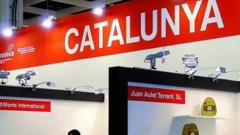campanyes.  Foto:LA GENERALITAT IMPULSA LA PRESÈNCIA DELS PRODUCTES CATALANS EN DIVERSOS MERCATS INTERNACIONALS