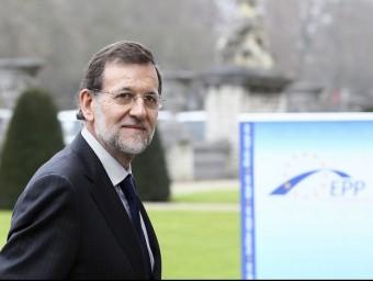 Mariano Rajoy ha anunciat un objectiu de dèficit del 5,8% per a 2012 Foto:L'Econòmic