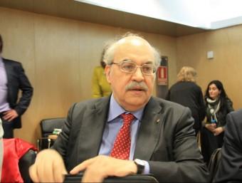 La Generalitat reclama els diners pendents de l'Estat per complir amb l'objectiu de dèficit marcat Foto:ARXIU