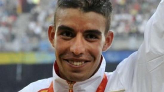 Abderrahman Ait, tres medalles a Pequín Foto:EFE