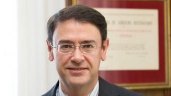David Garrofé, secretari general de la Cecot Foto:ARXIU