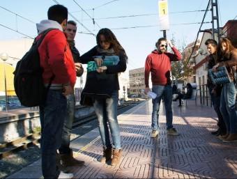 Dos de cada tres joves diuen tenir les maletes a punt per anar a treballar a l'estranger Foto:ARXIU