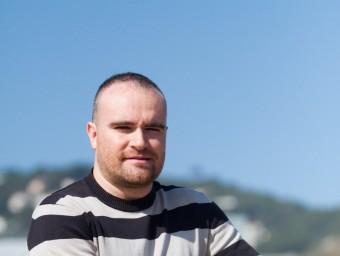 Alfredo Alonso, cap d'operacions del cercador d'hotels Fogg.  Foto:ALBERT SALAMÉ