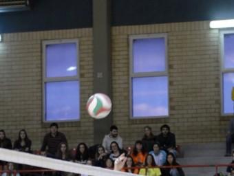 Acció de la present lliga del CVB Barça Foto:CVB BARÇA