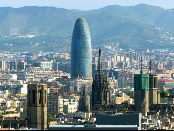Barcelona té elements per atreure talent internacional.  Foto:ARXIU/ LLUÍS CRUSET