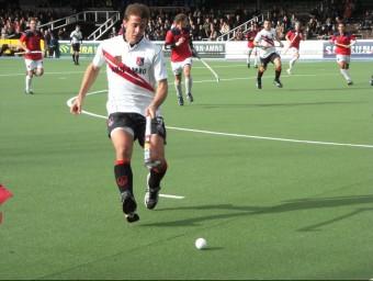 Freixa, amb l'Amsterdam, juga contra l'Atlètic Foto:EL 9