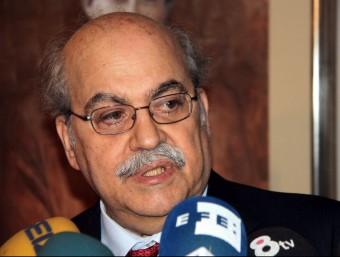 La setmana del primer de maig ha portat unes declaracions del conseller Mas-Colell dient que no hi ha més marge per retallar  Foto:ARXIU