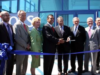 Inauguració de la nova planta de Grifols a Califòrnia.