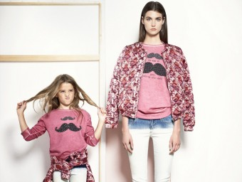 La cadena Mango ha incorporat roba de nen.  Foto:ARXIU