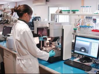 Cetemmsa i Ascamm ja comparteixen grups de recerca.  Foto:CETEMMSA