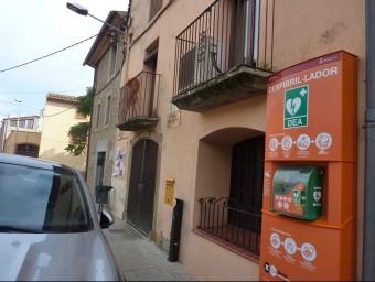 A Maià de Montcal cedeixen espai municipal per poder tornar a tenir botiga.  Foto:RAMON ESTÉBAN