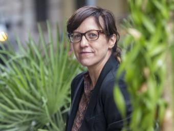 Eugenia Gargallo, cofundadora d'Inspira-t.org.  Foto:ALBERT SALAMÉ