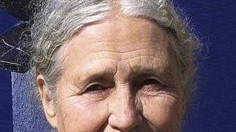 Doris Lessing Foto:el punt avui