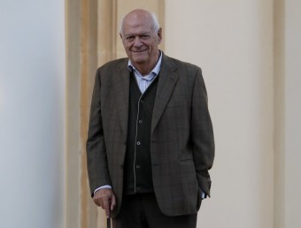 Antoni Subirà, a l'Iese.  Foto:ORIOL DURAN