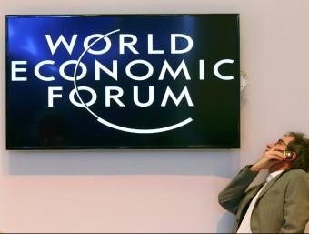 El fòrum econòmic mundial de Davos ha rebut missatges sobre la bretxa de desigualtat, cada cop més fonda, que viuen les diferents economies globals.