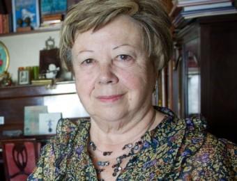 L'escriptora tarragonina Olga Xirinacs Foto:JOSÉ CARLOS LEÓN