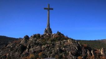 El Valle de los Caídos. El gran autohomenatge que es va fer el dictador Franco, que hi és enterrat  Foto:tv3